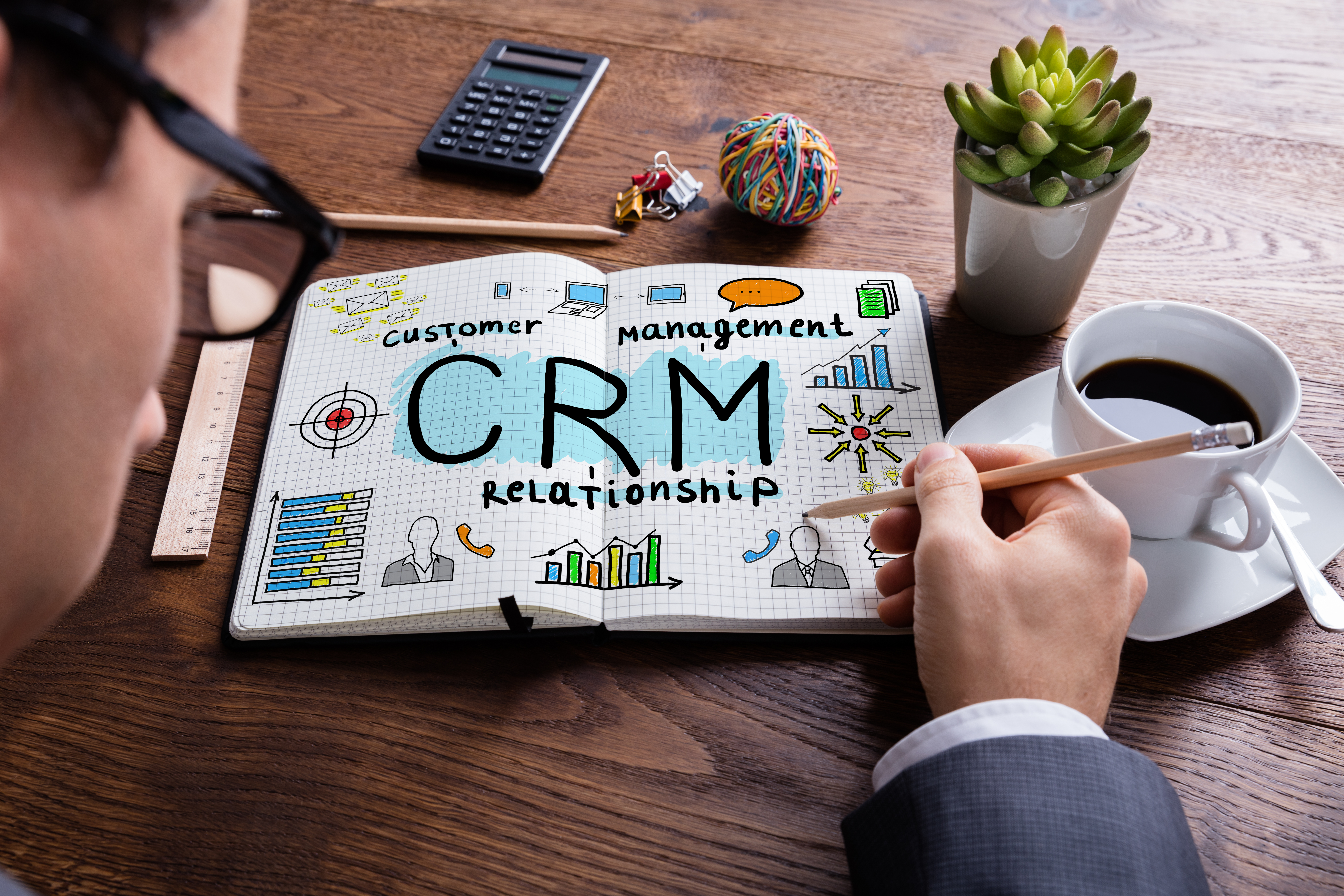 5 Factors for a Successfull CRM Implementation