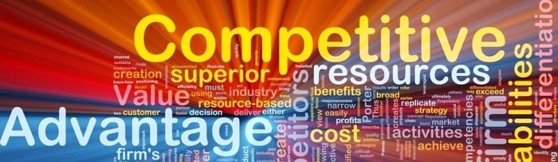 Staff pick - competitive advantage