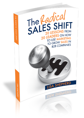 Win a Strategic Marketing Plan - celebrate the launch of The Radical Sales Shift
