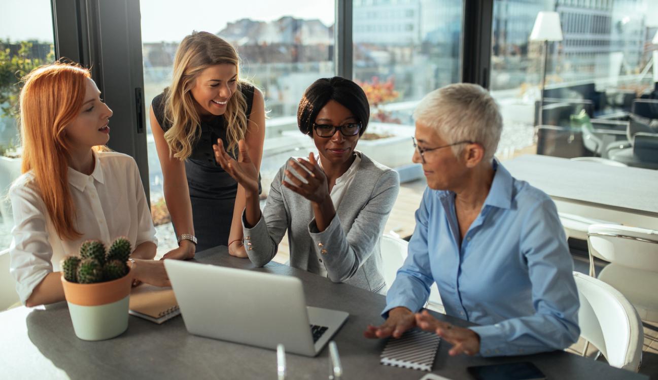 women in sales b2b